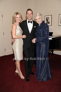 Kelli O'Hara, Steven Reineke, Angela Lansbury  photo  by Rob Rich © 2011 robwayne1@aol.com 516-676-3939