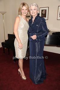 Kelli O'Hara, Angela Lansbury  photo  by Rob Rich © 2011 robwayne1@aol.com 516-676-3939