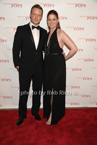 Will Chase, Debra Messing photo by Rob Rich/SocietyAllure.com © 2013 robwayne1@aol.com 516-676-3939