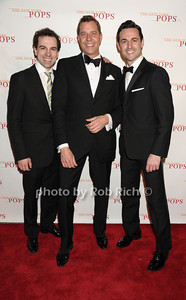 Rob McClure, Steven Reineke, Max von Essen photo by Rob Rich/SocietyAllure.com © 2013 robwayne1@aol.com 516-676-3939