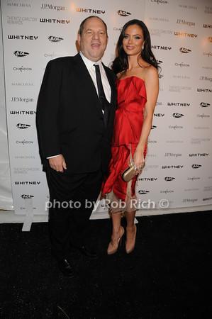 Harvey Weinstein, Georgina Chapman photo by Rob Rich/SocietyAllure.com © 2011 robwayne1@aol.com 516-676-3939