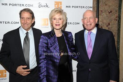 John Alexander, Leila Straus, Mickey Straus photo by Rob Rich/SocietyAllure.com © 2013 robwayne1@aol.com 516-676-3939