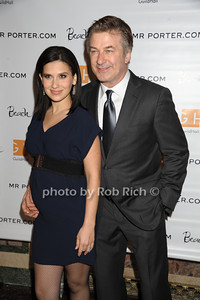 HIlaria Thomas and Alec Baldwin attend the 28th.Academy of the Arts Lifetime Achievement Awards to benefit Guild Hall of East Hampton held at the Plaza Arrivals New York City, USA- 03-04-12 photo by Rob Rich/SocietyAllure.com © 2013 robwayne1@aol.com 516-676-3939