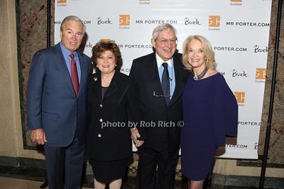Ken Auletta, guest, Ed Bleier, Ruth Appelhof photo by Rob Rich/SocietyAllure.com © 2013 robwayne1@aol.com 516-676-3939