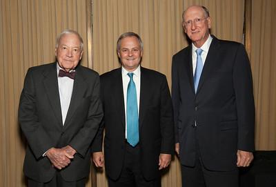 Ed Hebb, Michael Reilly, Richard Gitlin