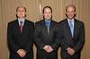 Dr. Alessandro Santin, Dr. Douglas Levine & Dr. Paul Cleary