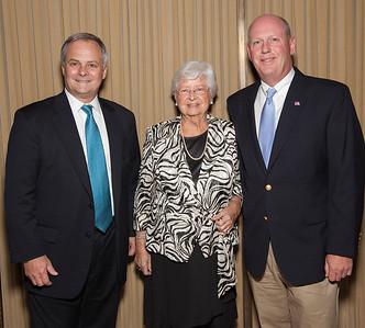 Michael Reilly, Laurette Reilly, John B. Reilly