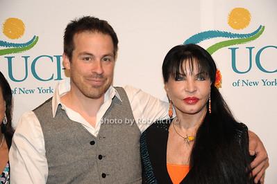 Kurt Yaeger, Loreen Arbus photo by Rob Rich/SocietyAllure.com © 2012 robwayne1@aol.com 516-676-3939