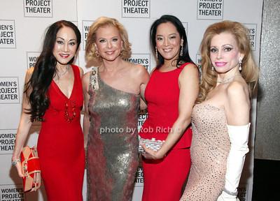 Lucia Hwong Gordon, Pamela Morgan,Cassandra Seidenfeld, Joy Marks  photo by R.Cole for Rob Rich copyright 2014