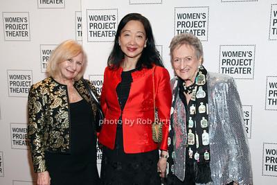 Sandra Bennett, Tina Chen, Annette Green