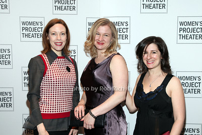 Veanne Cox, Catherine Schrieber, Shelly Butler