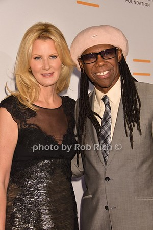 Sandra Lee, Nile Rodgers
