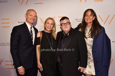 Toby Usnik, Susan Cohn Rockefeller, Alber Elbaz, Julie Gilhart photo by Rob Rich/SocietyAllure.com © 2016 robwayne1@aol.com 516-676-3939