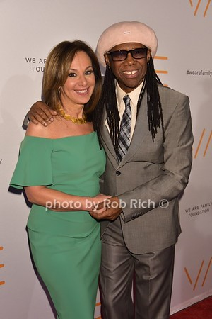 Rosanna Scotto, Nile Rodgers