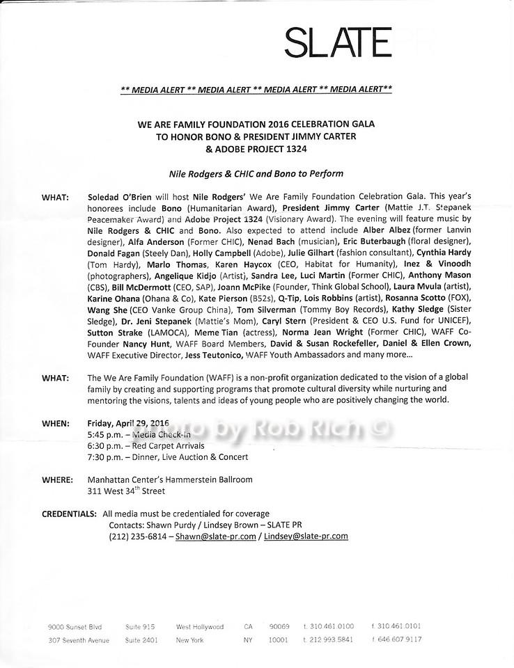 Press Release - SLATE PR
