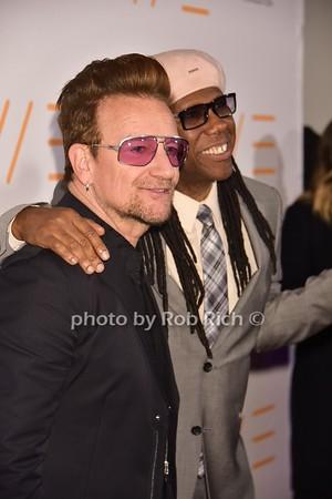 Bono, Nile Rodgers