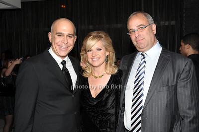 Michael Weber, Mindy Grossman, Neil Grossman photo by Rob Rich © 2011 robwayne1@aol.com 516-676-3939