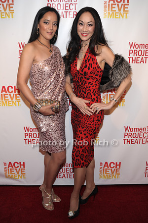 Cassandra Seidenfeld Lyster, Lucia Hwong Gordon<br /> photo  by Rob Rich © 2012 robwayne1@aol.com 516-676-3939