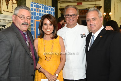 Bill Marchand, Carol Silva, Robert Rizzuto, Tony Repalone photo by Rob Rich/SocietyAllure.com © 2015 robwayne1@aol.com 516-676-3939