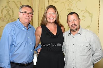 Gerry Holler, Lauren Schmidt, Rob Gensel photo by Rob Rich/SocietyAllure.com © 2015 robwayne1@aol.com 516-676-3939
