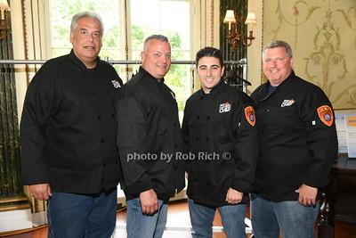 Salvatore Pipitone, Mike Dennis, Bill Mugno, Ralph Hudson  photo by Rob Rich/SocietyAllure.com © 2015 robwayne1@aol.com 516-676-3939
