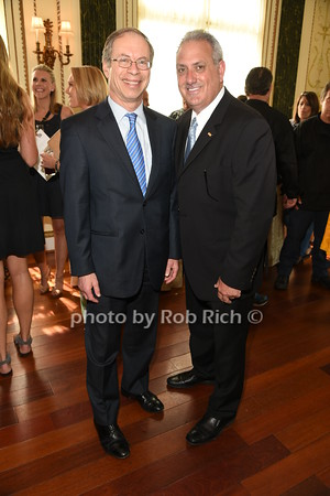 Leonard Aubrey, Tony Repalone  photo by Rob Rich/SocietyAllure.com © 2015 robwayne1@aol.com 516-676-3939