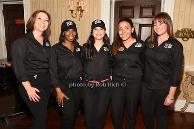 Nicole Servinskas, Candece Brickler, Jessica Piccirillo, Ana Garcia, Kristin O'Neill  photo by Rob Rich/SocietyAllure.com © 2015 robwayne1@aol.com 516-676-3939