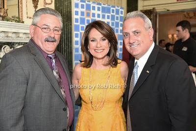 Bill Marchand, Carol Silva, Tony Repalone