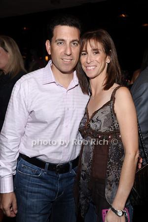Peter Rosenthal, Jill Rosenthal  photo by Rob Rich © 2010 robwayne1@aol.com 516-676-3939