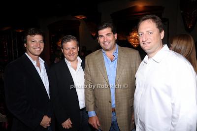 Eric Nelson, Grant Josephson, Steve Edelman  Richard Rush  photo by Rob Rich © 2010 robwayne1@aol.com 516-676-3939