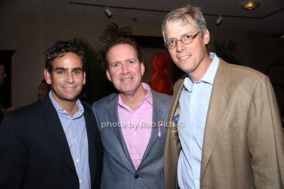 Michael Nierenberg, Adam Sokoloff, David Wittels  photo by Rob Rich © 2010 robwayne1@aol.com 516-676-3939