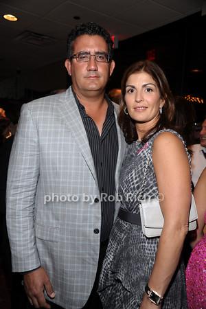 Tom Milana,  Adrianna Milana  photo by Rob Rich © 2010 robwayne1@aol.com 516-676-3939