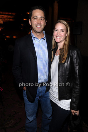 Brad Bloomenfeld, Francie Bloomenfeld  photo by Rob Rich © 2010 robwayne1@aol.com 516-676-3939