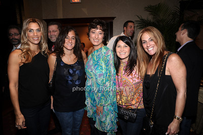 Bari Swartz, Jill Levine, Susan Kay, Leslie Buchbinder, Gail Barth  photo by Rob Rich © 2010 robwayne1@aol.com 516-676-3939