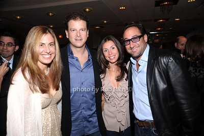 Alicia Nussdorf, David Bloomenfeld, Marni Webb, Jonathan Webb  photo by Rob Rich © 2010 robwayne1@aol.com 516-676-3939