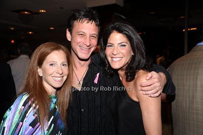 Fran Silverman, Steven Aibel, Sally Feldberg  photo by Rob Rich © 2010 robwayne1@aol.com 516-676-3939