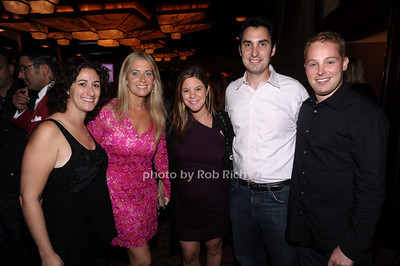 Stacey  LaCorte, Stephanie Ginsberg, Stacey Fleischman, Dagan LaCorte, Adam Baker  photo by Rob Rich © 2010 robwayne1@aol.com 516-676-3939
