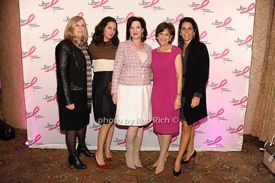 Martha Lemieux, Marie Boncina, Teresa Ward, Myra Biblowit, Kristi Brink photo by Rob Rich/SocietyAllure.com © 2013 robwayne1@aol.com 516-676-3939
