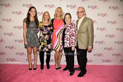 Alyssa Swersky, Betsy Swersky, Stephanie Ginsberg, Nancy Schattner, Gerald Schattner  photo by Rob Rich/SocietyAllure.com © 2015 robwayne1@aol.com 516-676-3939