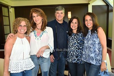 Sean Hannity, guests photo by Rob Rich/SocietyAllure.com © 2016 robwayne1@aol.com 516-676-3939