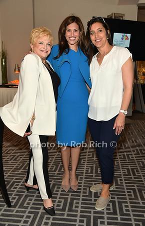 Victroeria Schneps-Yunis, Erica Rivera, Janet Koch photo by Rob Rich/SocietyAllure.com © 2016 robwayne1@aol.com 516-676-3939