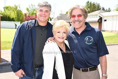 Sean Hannity, Victoria Schneps-Yunis, Geraldo Rivera photo by Rob Rich/SocietyAllure.com © 2016 robwayne1@aol.com 516-676-3939