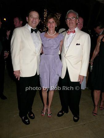 Larry , Ellen, guest