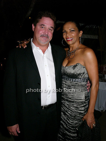 Kevin Levee and Cecile Levee