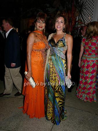 Michelle Bovell and Paula Kerr Jarrett