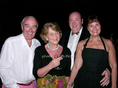 guests, Romeo Degobbi, Sandra Arcara