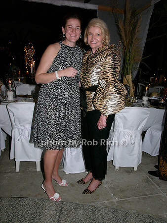 Heather Sargent, Ambassador Brenda Johnson