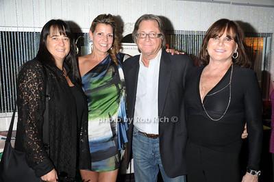 Lauren Abramson, Maria Swain, Gary  Fiume, Gail Fiume  photo by Rob Rich © 2011 robwayne1@aol.com 516-676-3939