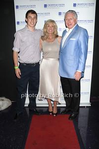 Cameron Klein, Lenora Klein, John Klein  photo by Rob Rich © 2011 robwayne1@aol.com 516-676-3939