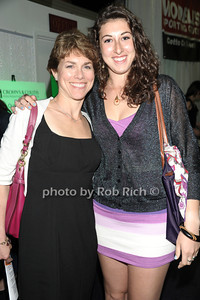 Lisa Swain, Molly Bienstock  photo by Rob Rich © 2011 robwayne1@aol.com 516-676-3939
